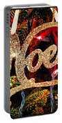 Noel Ornament Portable Battery Charger