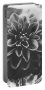 Noir Dahlia  Portable Battery Charger
