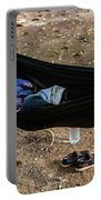 Noon Siesta In Cambodia Portable Battery Charger