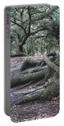 Norfolk Trees Portable Battery Charger