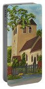Norman Church In Fingest Portable Battery Charger