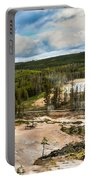 Norris Geyser Basin Portable Battery Charger