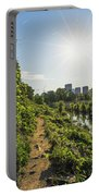 North Bank Trail Cliff Portable Battery Charger