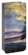 North Carolina Sunset Portable Battery Charger