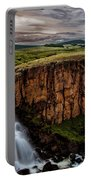 North Clear Creek Falls Portable Battery Charger