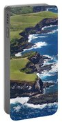 North Coast Of Maui Portable Battery Charger