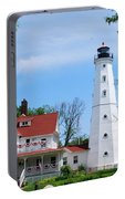 North Point Lighthouse Portable Battery Charger