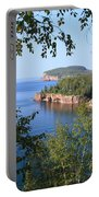 North Shore Lake Superior Portable Battery Charger