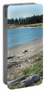 North Shore Of Penn Cove Portable Battery Charger