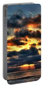 North Shore Sunset Portable Battery Charger