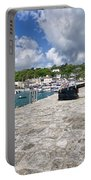 North Wall - Lyme Regis Portable Battery Charger