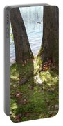 North Woods Lake One Portable Battery Charger
