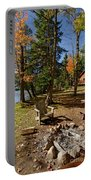 North Woods Lake Three Portable Battery Charger
