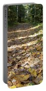 North Woods Path Portable Battery Charger