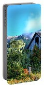 Northern California Cottage Portable Battery Charger