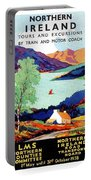 Northern Ireland, Scenery, Tours And Excursions Portable Battery Charger