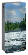 Northern Waterfall Portable Battery Charger