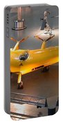 Northrop N 9m Flying Wing  Demonstrator Portable Battery Charger