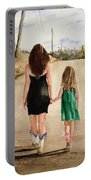 Northwest Oklahoma Sisters Portable Battery Charger
