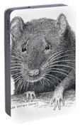 Norway Rat Portable Battery Charger