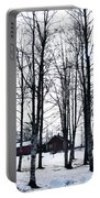 Norwegian Forest Portable Battery Charger