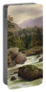 Norwegian Waterfall Portable Battery Charger