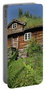 Norwegian Wood Portable Battery Charger