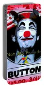 Not My President Portable Battery Charger