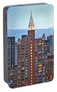 Not The Chrysler Building Nyc Portable Battery Charger
