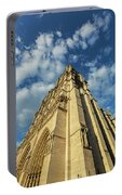Notre Dame Angles In Color - Paris, France Portable Battery Charger