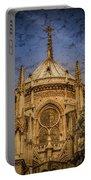 Paris, France - Notre-dame De Paris - Apse Portable Battery Charger
