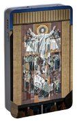 Notre Dame's Touchdown Jesus Portable Battery Charger