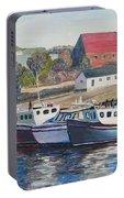 Nova Scotia Boats Portable Battery Charger