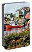 Nova Scotia Fishing Community Portable Battery Charger