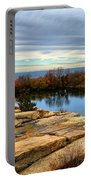 November Colors Portable Battery Charger