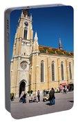 Novi Sad Cathedral Portable Battery Charger