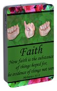 Now Faith Portable Battery Charger