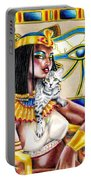 Nubian Queen Portable Battery Charger