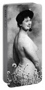 Nude And Flowers, 1903 Portable Battery Charger
