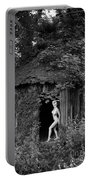Nude Art Photography By Mary Bassett Portable Battery Charger