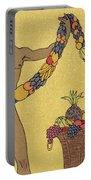 Nudes  Illustration From Les Chansons De Bilitis Portable Battery Charger