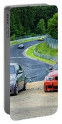 Nurburgring Race Track Portable Battery Charger