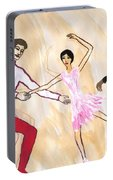 Nutcracker Act 1 Impressions In Progress Portable Battery Charger