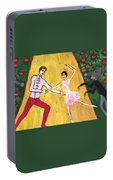 Nutcracker Act 1 Impressions Portable Battery Charger