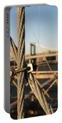 Nuts And Bolts Of The Brooklyn Bridge Portable Battery Charger