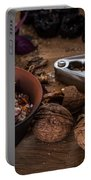 Nuts And Spices Series - Five Of Six Portable Battery Charger