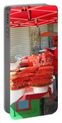 Nuts Seller Portable Battery Charger