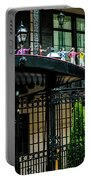 Nyc 21 Club Portable Battery Charger