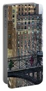 Nyc Crossings Daily Life Children  Portable Battery Charger