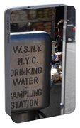 Nyc Drinking Water Portable Battery Charger